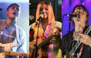 Sam Fender, Mahalia i Lewis Capaldi nominats als Critics Choice Awards 2019