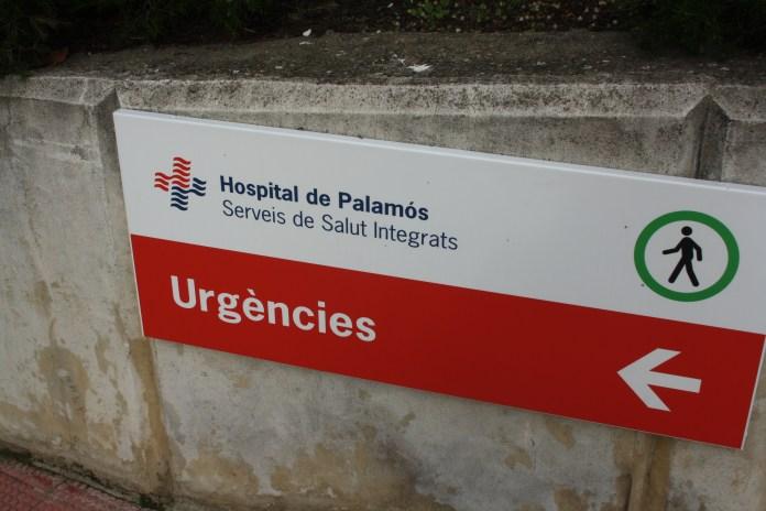 Servei d'Urgències de l'Hospital de Palamós   Imatge de Laia Bodro