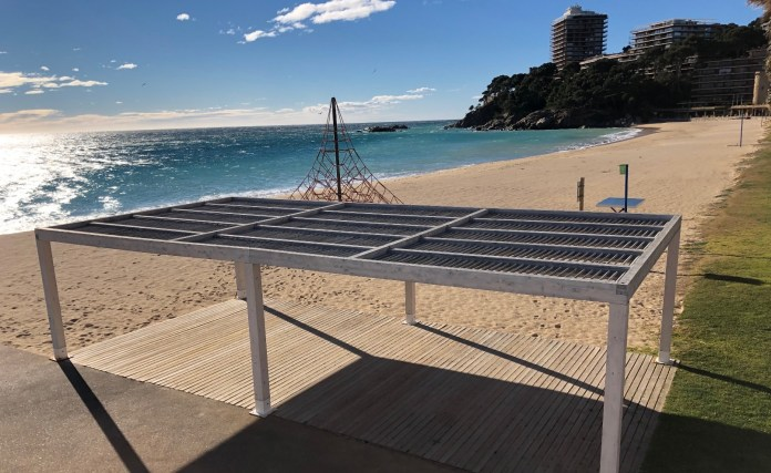 Calonge Sant Antoni Green Beach