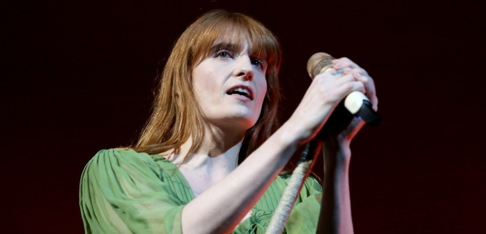 Florence + The Machine comparteixen 'Moderation' & 'Haunted House'