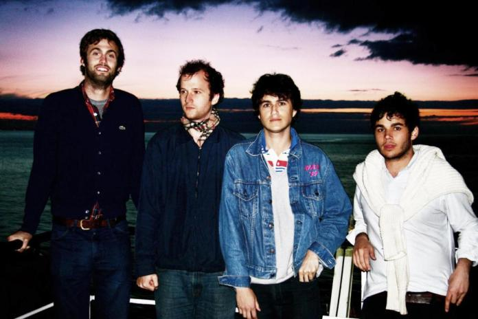 Vampire Weekend anuncien disc i una estrena imminent