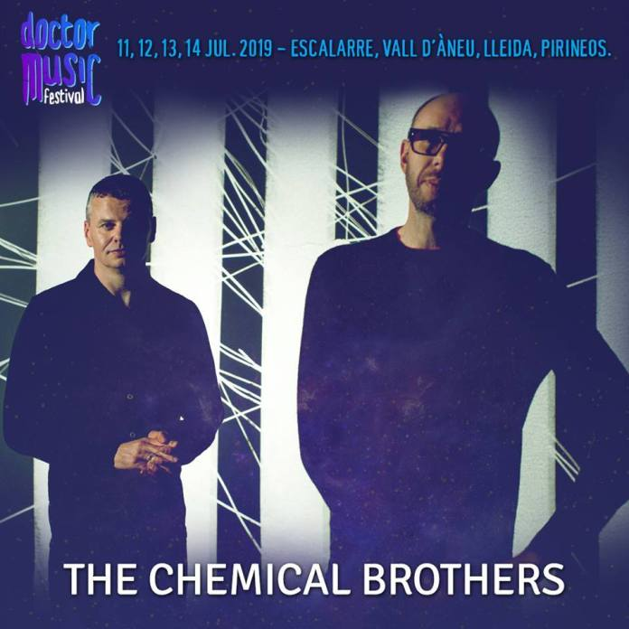 The Chemical Brothers se sumen al Doctor Music Festival