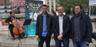 Presentació del Flors i Violes 2019 a Girona | Imatge de l'Ajuntament de Palafrugell
