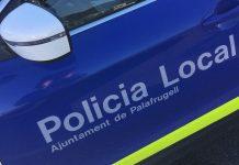 Policia Local de Palafrugell   Imatge del consistori