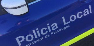 Policia Local de Palafrugell | Imatge del consistori