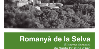 "privat:-""romanya-de-la-selva"",-sise-quadern-de-la-colleccio-temes-cristinencs-de-santa-cristina-d'aro"