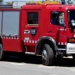 Un camió dels Bombers de la Generalitat | Imatge d'arxiu