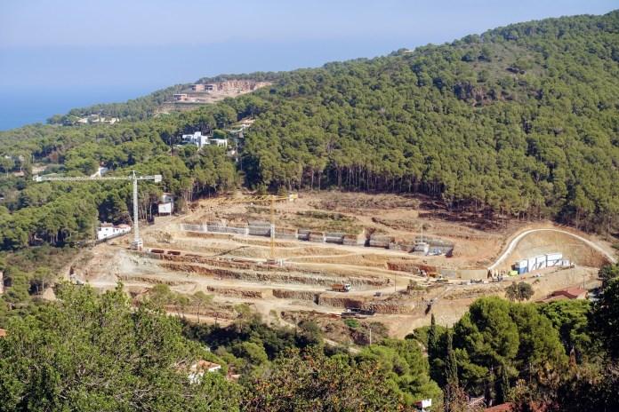 Jardins de Sa Riera Living | Imatge de Salvem la Costa de Begur i Ecologistes en Acció