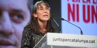 Mariona Illamola Dausà, cap de llista de Junts per Catalunya al Congrés dels Diputats | Imatge de JxCAT
