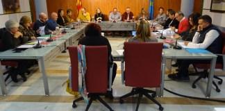 Ple de novembre de Palamós on s'ha aprovat la nova normativa de la via pública, afectant a les terrasses   Imatge de Ràdio Palamós