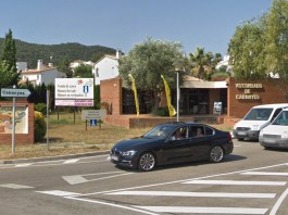 Vescomtat de Cabanyes a Calonge i Sant Antoni | Imatge de Google Maps