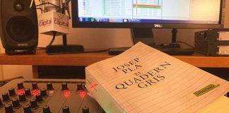 El Quadern Gris de Josep Pla a Ràdio Capital de l'Empordà