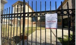 privat:-la-biblioteca-lluisa-duran-de-la-bisbal-es-prepara-per-a-una-reobertura-amb-les-mesures-requerides