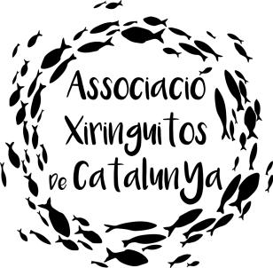 Logotip de l'Associació de xiringuitos de Catalunya