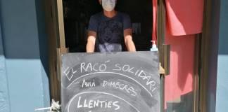 El Racó Solidari a Torroella de Montgrí | Imatge cedida a Ràdio Capital de l'Empordà