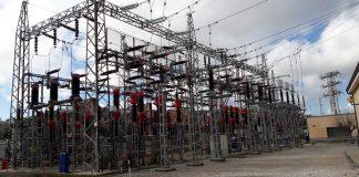 Exterior de la subestació elèctrica de Castell d'Aro | Imatge d'Endesa