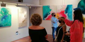 privat:-s'inaugura-l'exposicio-de-pintures-d'ines-valls-fortuny