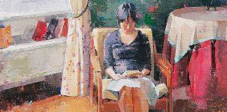 privat:-casa-irla-acull-l'exposicio-'interior'-de-la-pintora-keiko-ogawa