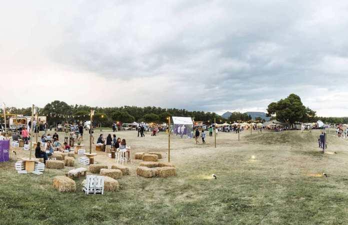 Imatge d'arxiu del White Summer Festival als Masos de Pals | Imatge de l'organització