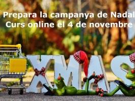 Curs online Campanya de Nadal
