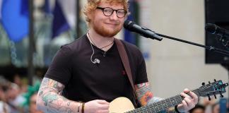 el-nou-disc-d'ed-sheeran-podria-arribar-a-la-tardor-del-2021