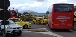 Accident als Masos de Pals | Imatge de Xavier Paunero Amigo