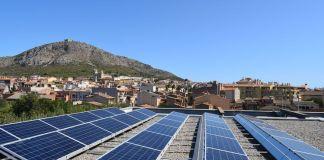 Plaques solars Torroella de Montgrí