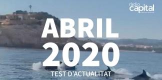 Què va passar a l'abril 2020 al Baix Empordà? Posa't a prova amb el test de les notícies més importants de Ràdio Capital de l'Empordà