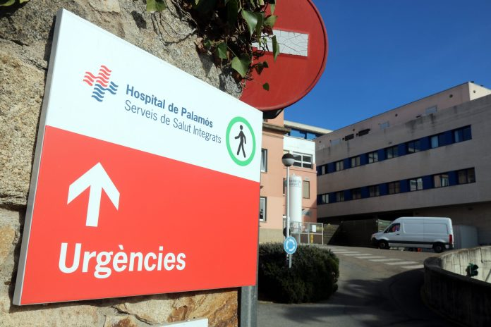 Hospital de palamós urgències