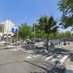 aparcament plaça d'europa castell-platja d'aro