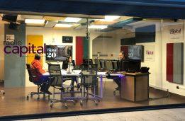 Estudi Ràdio Capital