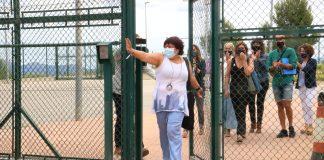 dolors bassa a la sortida de la presó