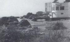 """Exterior de Palm Beach, publicada a """"Àncora"""" l'any 1990"""