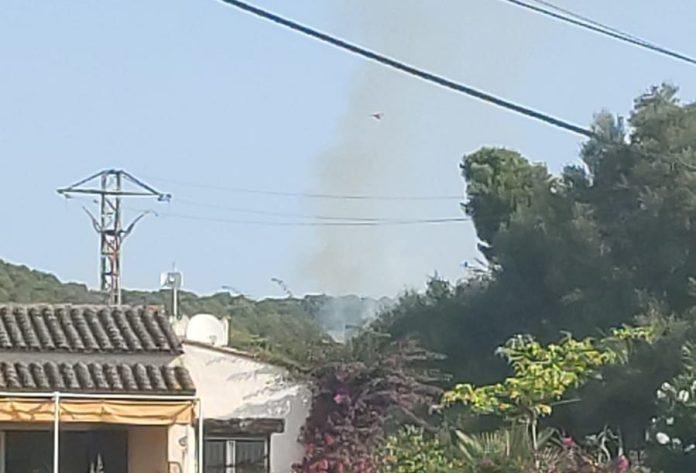 Incendi de Torroella de Montgrí 13/08/2021