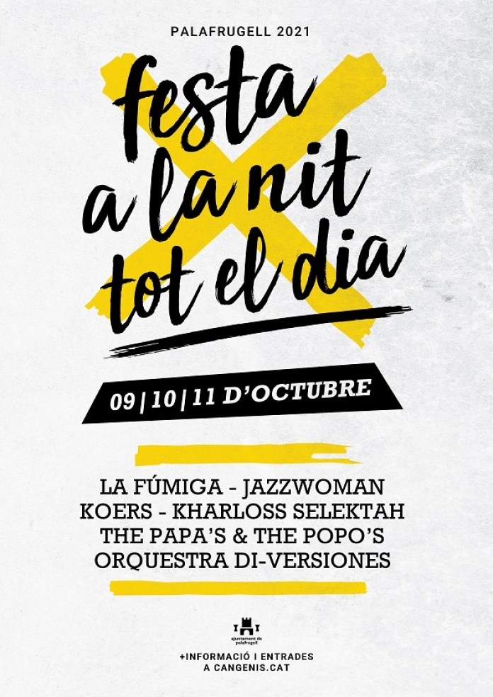 Festa Major Joves, àrea Joventut, Can Genís, Palafrugell