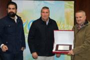 Reconocimiento municipal a José Abreu, Cinturón Negro Octavo Dan
