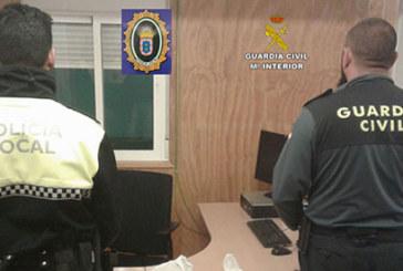 Valverde del Camino | En un Dispositivo conjunto, La Guardia Civil y la Policía Local detienen a un conductor por tráfico de drogas