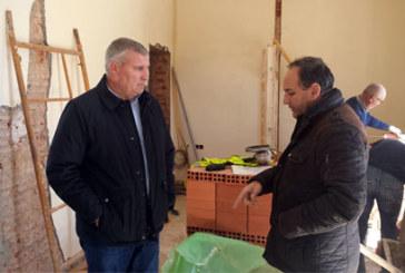 Comienzan las obras de la oficina de turismo en El Rompido
