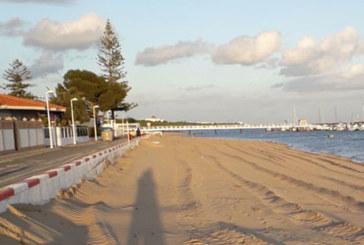 Las Playas de Cartaya, listas para recibir a los visitantes en Semana Santa