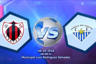 Fútbol en Directo – AD Cartaya vs Estrella San Agustín CF (audio + crónica)