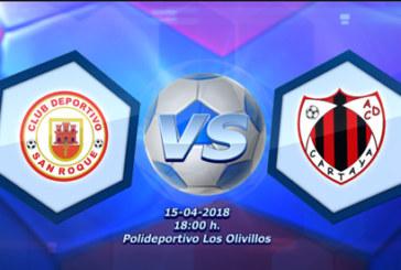 Fútbol en Directo – CD San Roque vs AD Cartaya (audio + crónica)