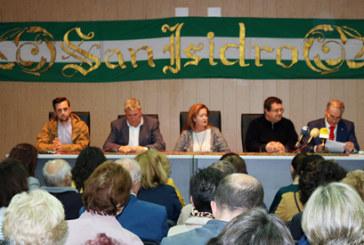 Una pintura de Rafael Mateo anuncia desde hoy la Romería de San Isidro