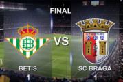 Fútbol en Directo – Real Betis Balompié vs Sporting Clube de Braga