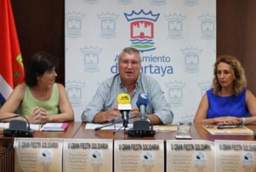 Cartaya Informa   Presentación de la V Fiesta Solidaria de Manos Unidas