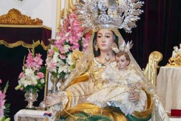 Manoli Romero exaltará el traslado del paso de la Virgen de Consolación