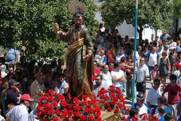 Beas acoge sus fiestas patronales y capeas en honor de San Bartolomé