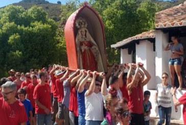 Arrancan las fiesta patronales en honor a la Virgen del Puerto de Zufre