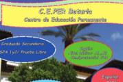 Todo listo para el nuevo curso del Centro de Educación Permanente Beturia