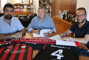 El Ayuntamiento y el Cartaya renuevan su colaboración para la nueva temporada