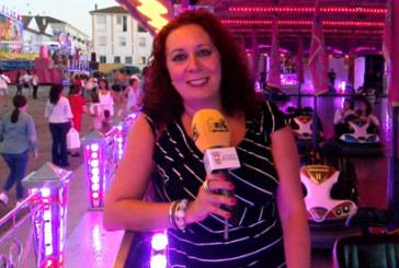 55 Feria de Octubre de Cartaya | Paseo por las atracciones